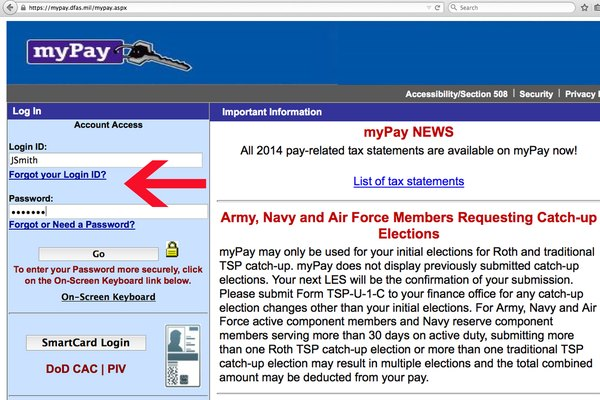 how to set up mypay
