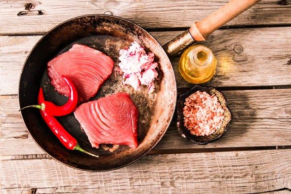 O peixe é rico em ácidos graxos ômega-3
