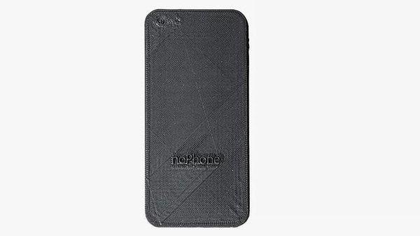Imagen del noPhone de plástico para regalar a los adictos al celular
