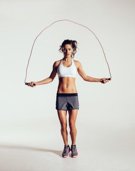 Pule corda para incrementar seu treino