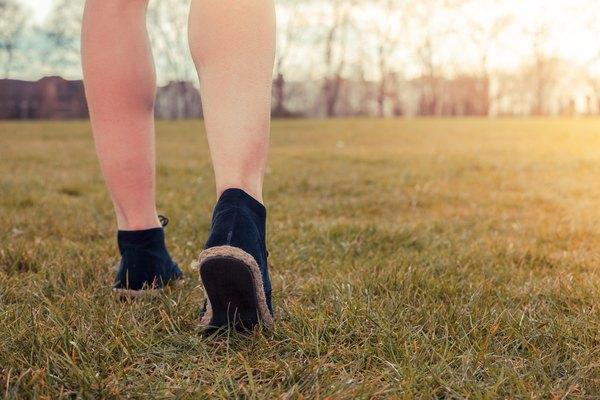 Uma caminhada serena pode afastar o estresse