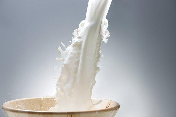O leite deixará sua pele rejuvenescida e cheia de frescor