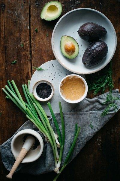 Reúne todos los ingredientes y prepárate para un desayuno muy nutritivo.