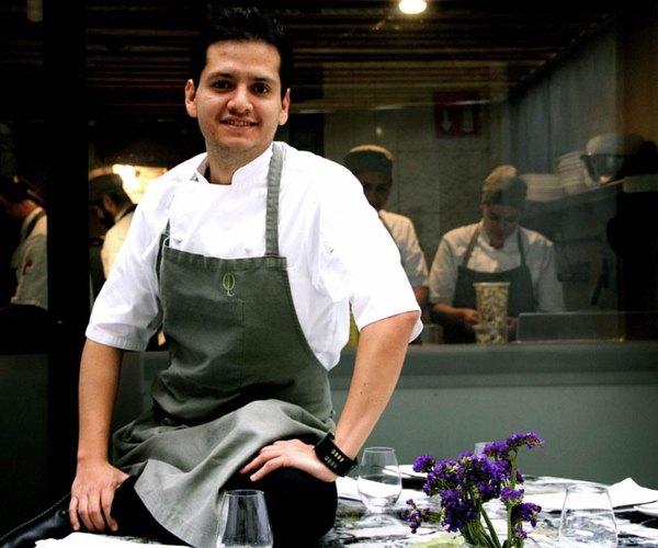 Jorge Vallejo se ubica entre los chefs más talentosos del mundo.
