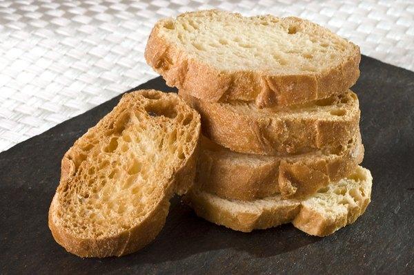Las tostadas libres de gluten son perfectas si eres celíaco o tienes amigos celíacos.