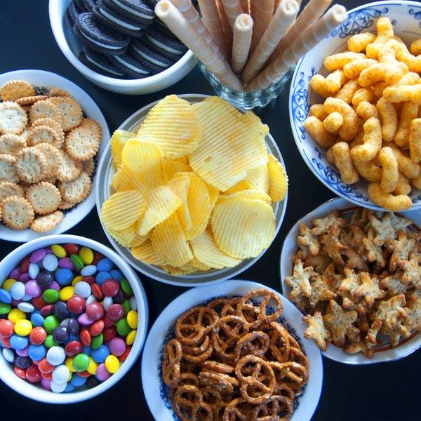 Alimentos com muito corante aumentam a liberação de adrenalina
