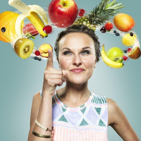 Uma boa dieta alimentar inclui proteínas, carboidratos e açúcares naturais provenientes das frutas
