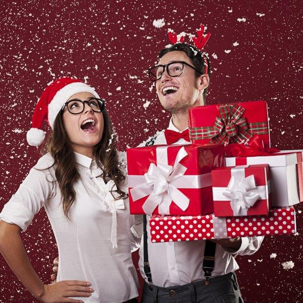 Não deixe para comprar os presentes na última hora, isso evita muito estresse