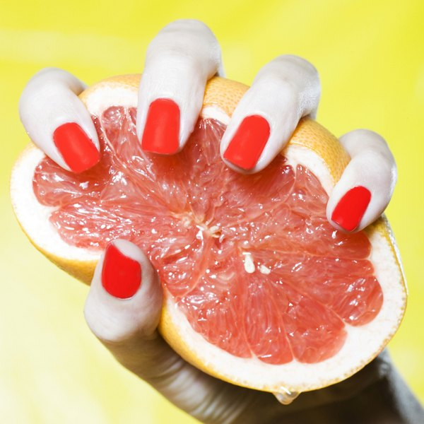A toranja é um híbrido resultante do cruzamento do pomelo com a laranja