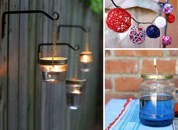 Inexpensive Outdoor Party Lighting Ideas | HomeSteady