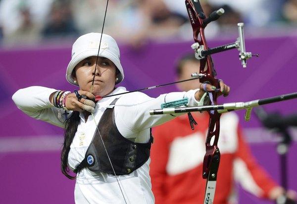 El tiro olímpico ha estado incluido en los Juegos Olímpicos desde el nacimiento de los Juegos modernos en Atenas, 1896.