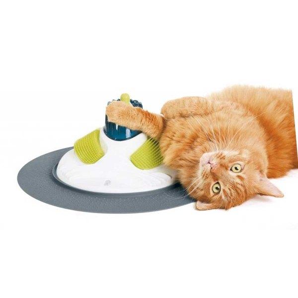 Ahora tu gato podrá masajearse a sí mismo sin depender de tus manos.
