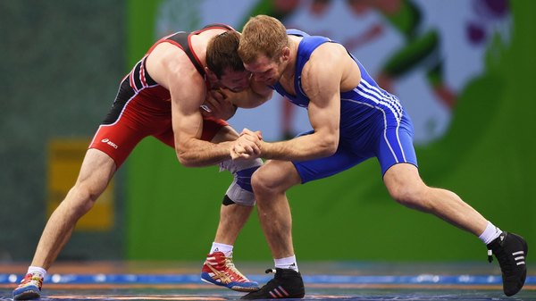 La lucha es uno de los combates por excelencia de los Juegos Olímpicos.