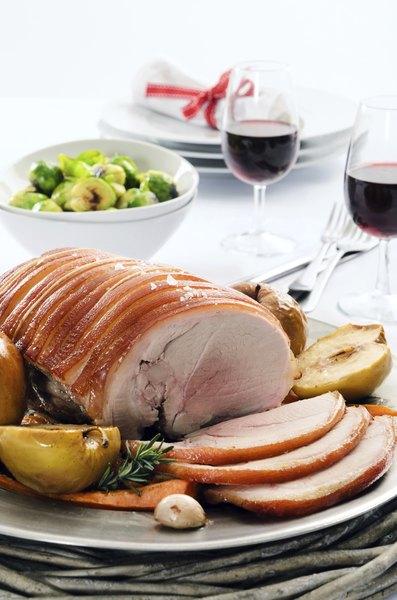 Quem resiste a uma porção bem preparada de lombo suíno?