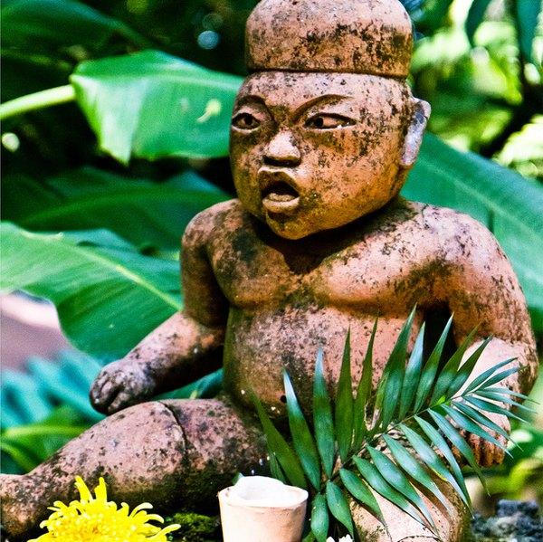 """Os chaneques, ou """"os que habitam os locais perigosos"""", são criaturas da mitologia mexicana"""