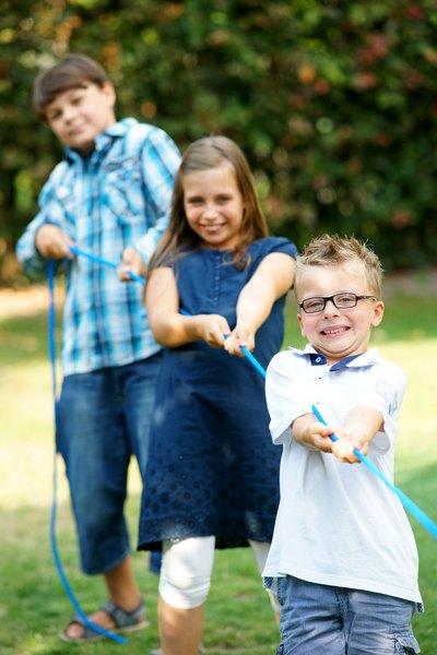 As crianças vão amar participar das Olimpíadas da vizinhança