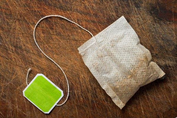 Anímate a conocer nuevas formas de utilizar tus bolsitas de té usadas.
