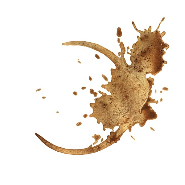 Você gosta de café? Não pode viver sem? Faça uma homenagem usando-o para criar formas abstratas no branco da sua camiseta