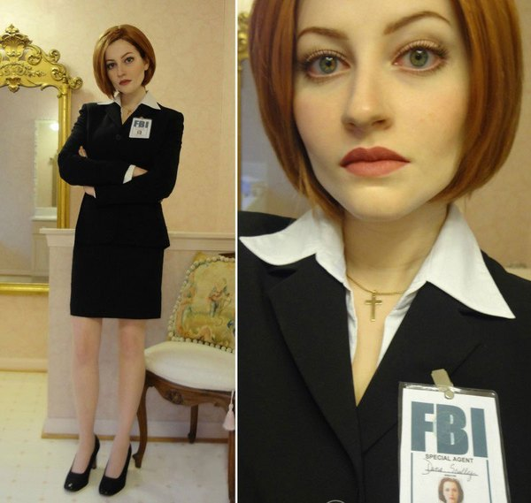 Dana Scully es un personaje memorable.