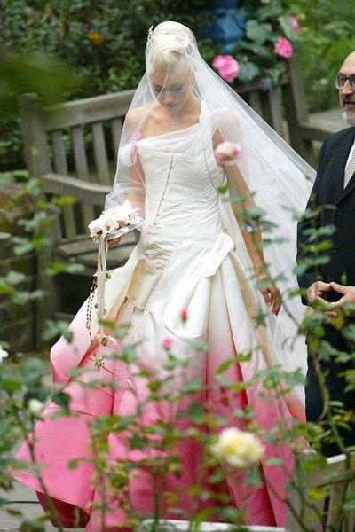 Para las novias poco convencionales, este es el mejor vestido.