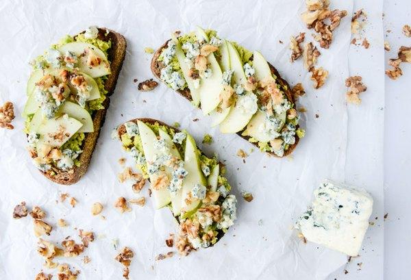 Las tostadas son una manera magnífica de comenzar tu día.