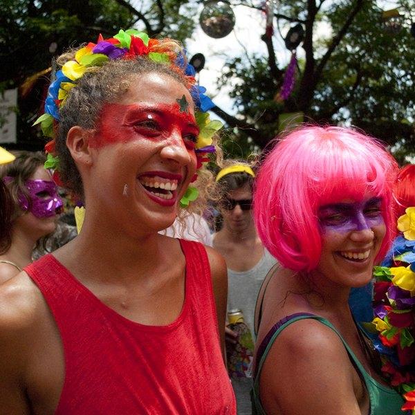Pule o Carnaval sem sair de São Paulo