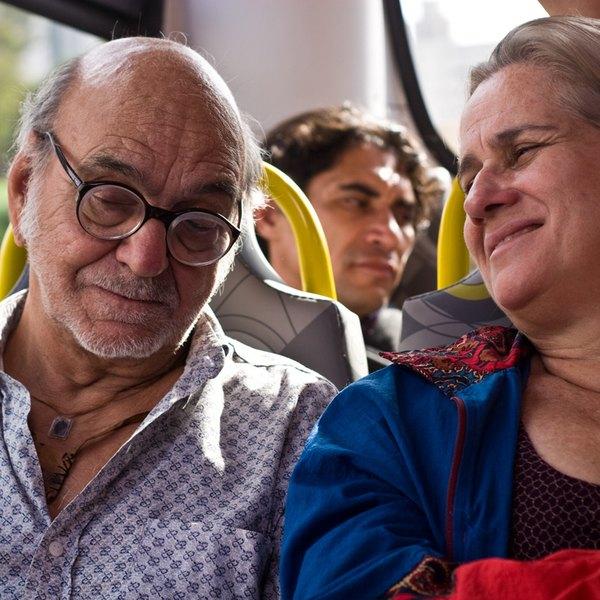 """Lima Duarte afirma que fazer """"Som Brasil"""" foi rico e importante, pois contribuiu para sua experiência na produção cultural"""
