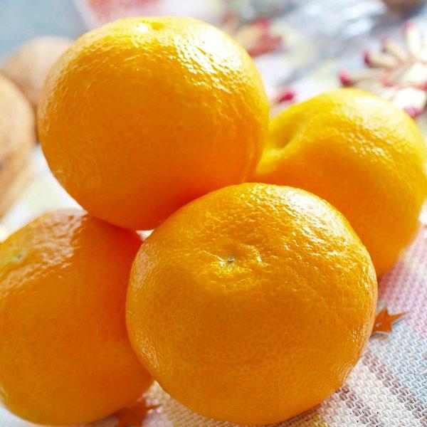 A grande quantidade de vitamina C da tangerina a torna aliada no combate a gripes e resfriados