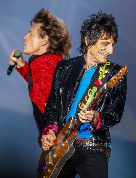 Vocalista do The Rolling Stones, Mick Jagger tem sete filhos, de seis mulheres, incluindo a apresentadora Luciana Gimenez