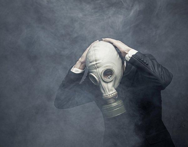 Os habitantes de cidades grandes sofrem ainda mais com a contaminação do ar