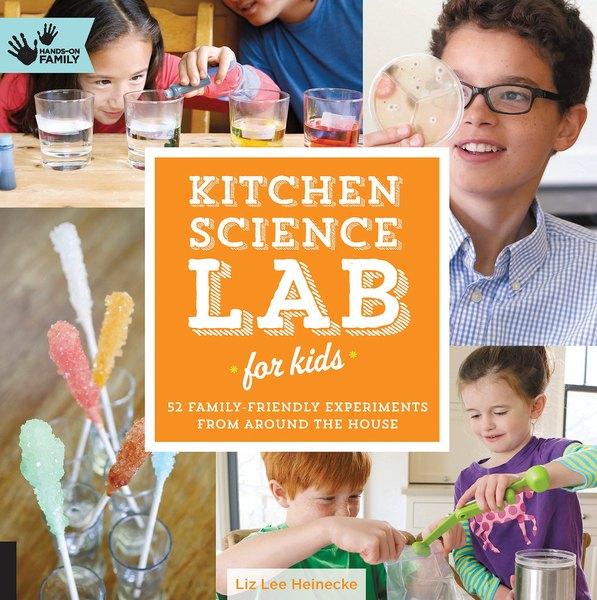 Kitchen science lab kit