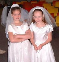 Celebrating First Communion