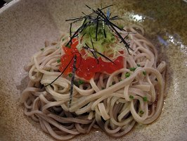 What Are Soba Noodles Made From?