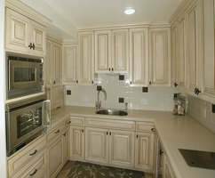 painted kitchen cabinets - Kitchen Cabinet Refacing Ideas