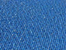 Increasing the pH in a pool requires careful measurements of chemicals.