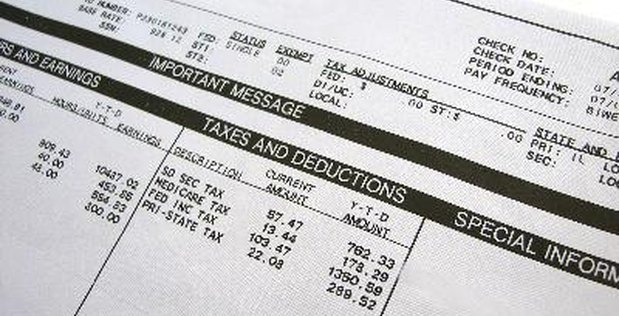 If My Job Did Not Take Out Federal Income Taxes, Does That Mean I Pay?