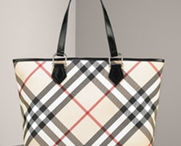 a76cc91ddeb Burberry is no exception. The canvas bags have special treatment  instructions as do the now broader line of leather goods the hallowed  British fashion house ...