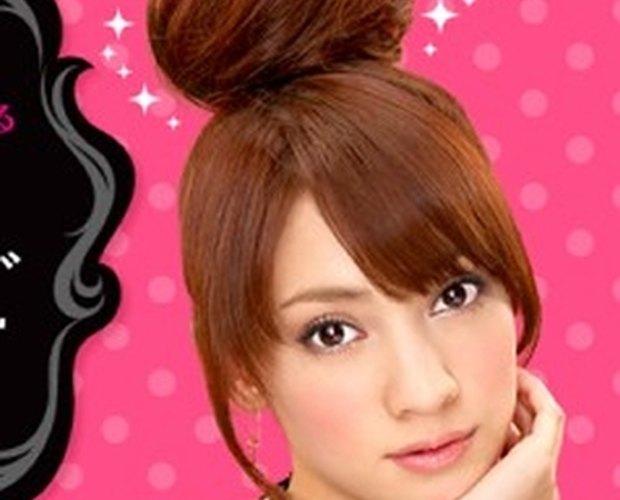 Japanese Girls' Hairstyles