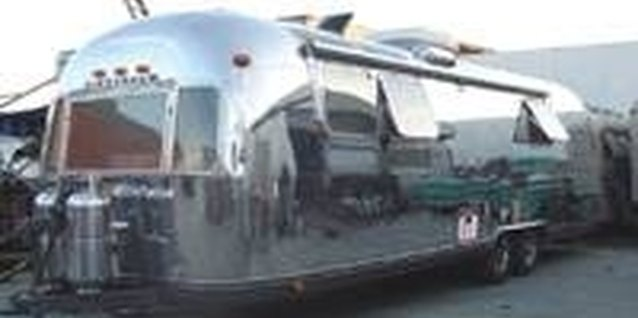 How to Restore Airstream Travel Trailers