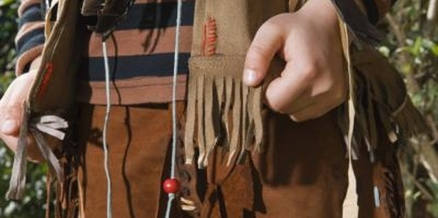 Deer Hide Sewing Techniques