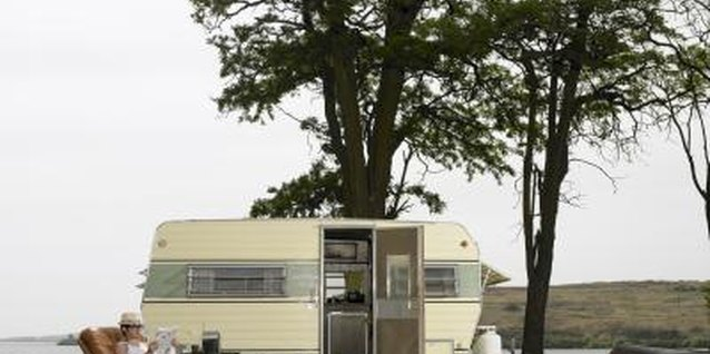 How to Remodel a Travel Trailer