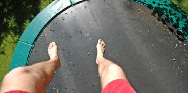 How to Care for Trampolines in the Winter