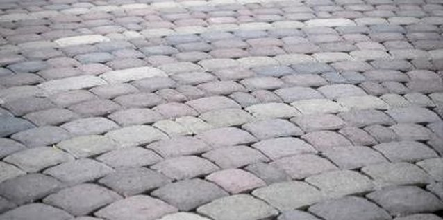 Keep extra paver bricks on hand in case one needs replacement.