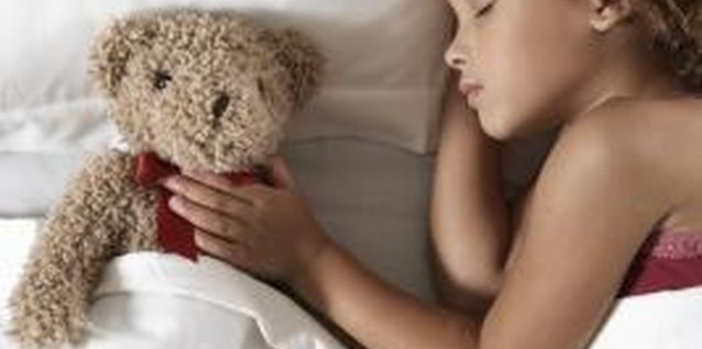 A child who feels safe at bedtime sleeps more peacefully.