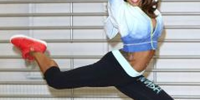 Zumba is a Latin-dance-inspired workout.