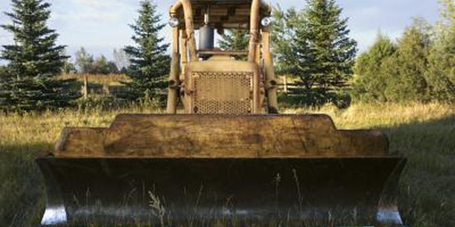Activities for Preschoolers on Bulldozers