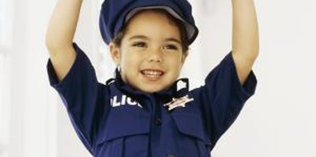If your little gal dreams of becoming a police officer, pick up a costume for pretend play.