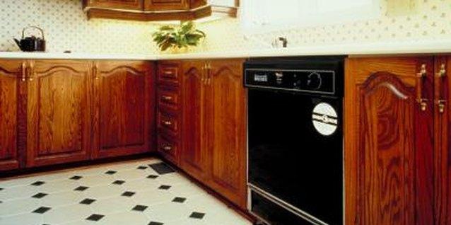 Sheet vinyl flooring offers durabilty and quick repairs.