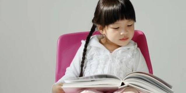Gifted kids often prefer reading to playing with their friends.