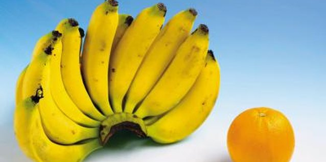 Do Bananas Have More Vitamin C Than Oranges?